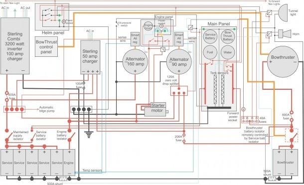 Danfoss Underfloor Heating Wiring Diagram