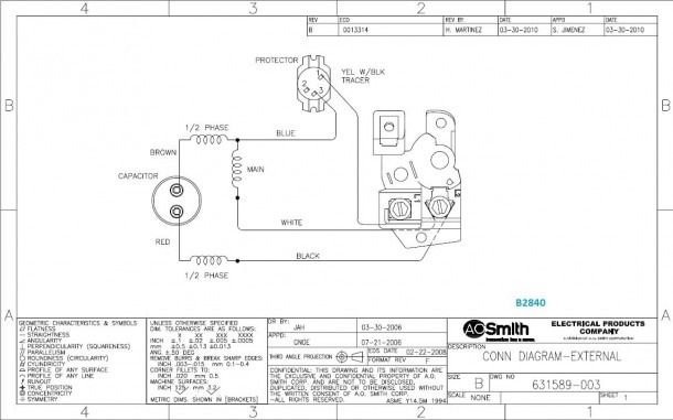 Float Switch Wiring Schematic