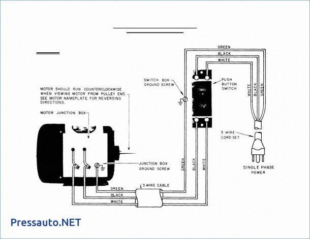 Wireing 208 Motor Starter Diagram