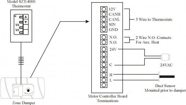 Co2 Sensor Wiring Diagram