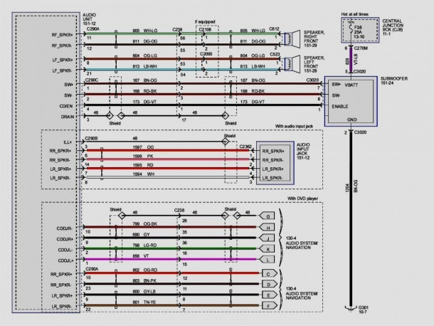 Sony Wiring Diagrams