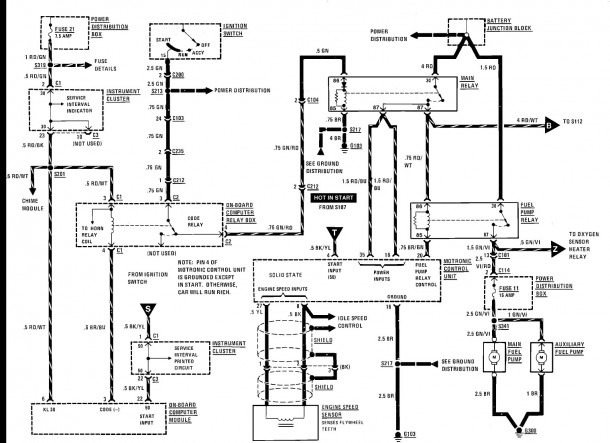 2007 Bmw X3 Wiring Diagram