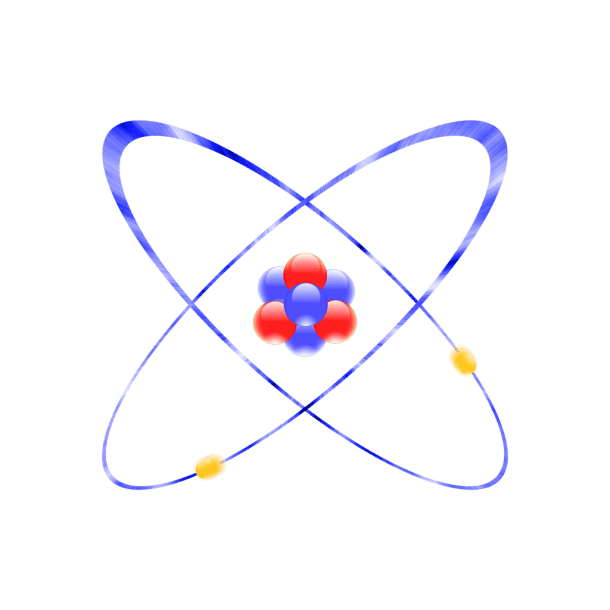 File Stylised Lithium Ion (charge +1) With Two Bohr Model Orbits