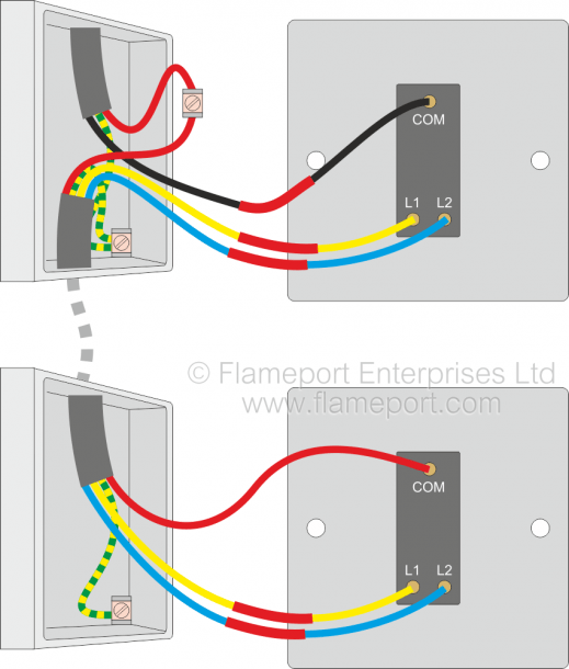 Two Way Switch Two Wire