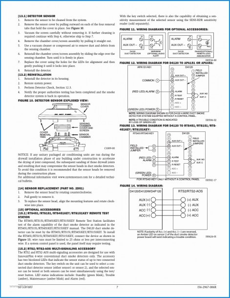 System Sensor Smoke Detector Wiring Diagram Undecomposable System