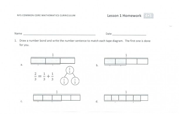 Tape Diagram Common Core Common Core Inc All Rights Reserved