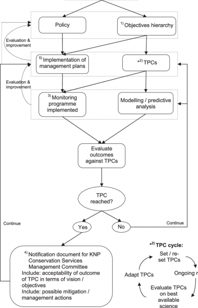 The Strategic Adaptive Management System And Component Linkages