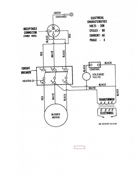 Diagram For Heater