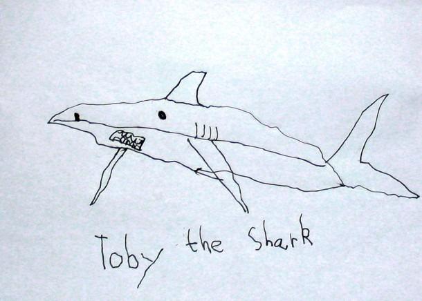 Great White Shark Legend