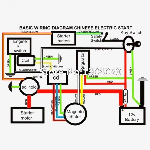 Pocket Bike Wiring Diagram Solenoid