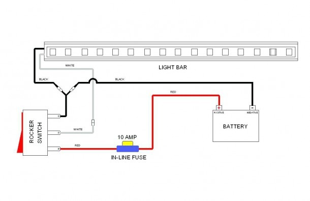 How To Install Led Light Bar