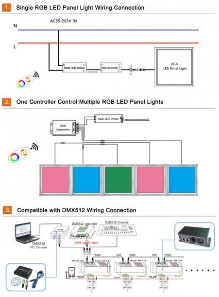 Led 110v Wiring Diagram