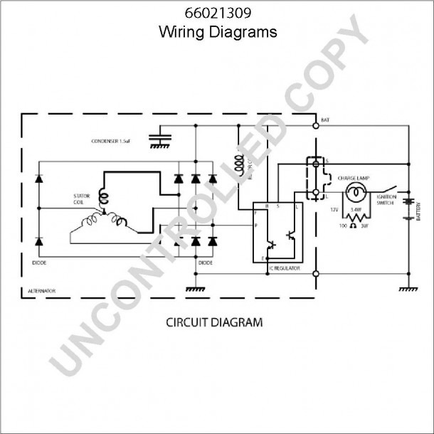Hitachi Alternator Wiring Connections – Best Diagram ...