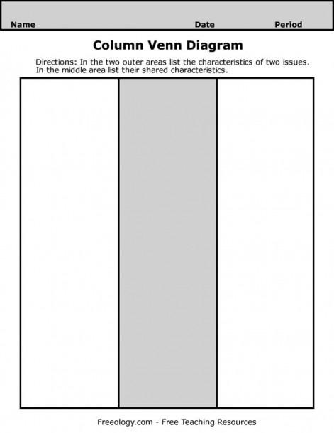 40+ Free Venn Diagram Templates (word, Pdf) ᐅ Template Lab