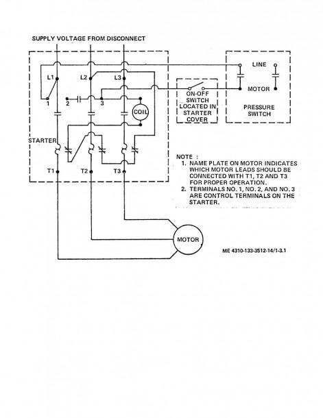 Ingersoll Rand Compressor Wiring Diagram
