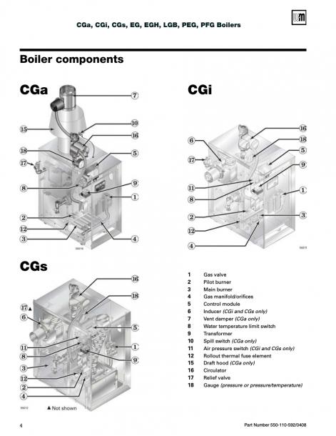 Weil Mclain Boiler Schematic Diagram