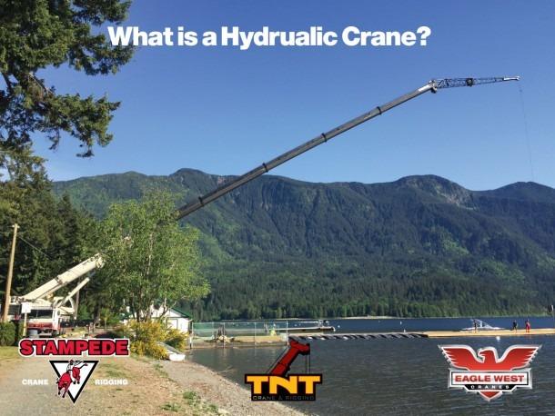 What Is A Hydraulic Crane