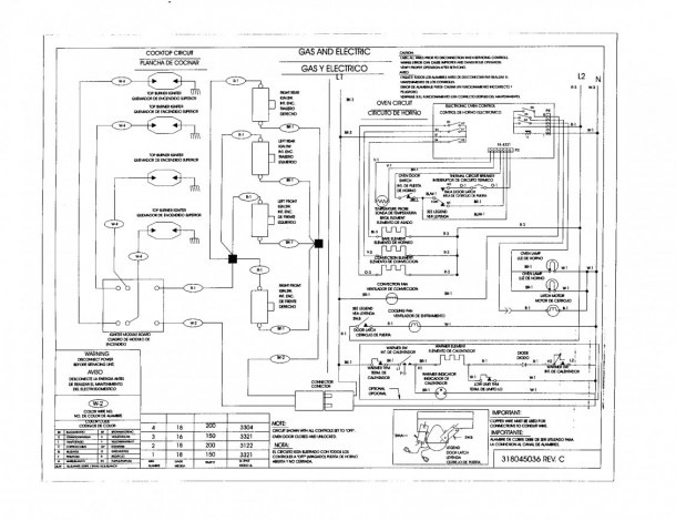 Wiring Diagram For A Frigidaire Dryer from www.mikrora.com