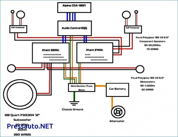 6 Amp Wiring Diagram