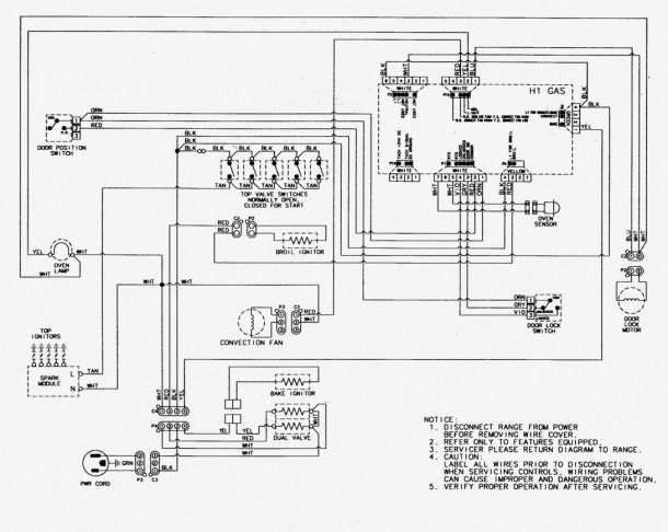 Wiring Diagram Whirlpool Dryer