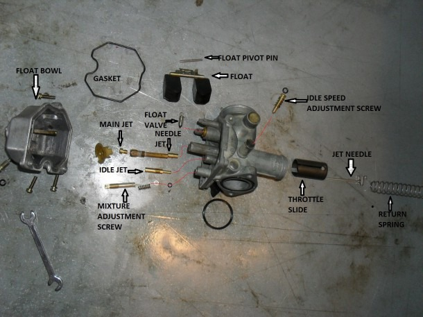 Dirtbike Carb 101 Part 3 Lets Put It Back Together!
