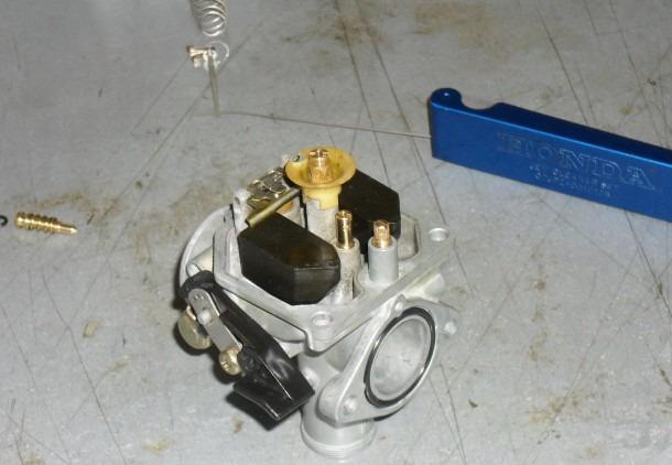 Honda Xr100 Carburetor Diagram