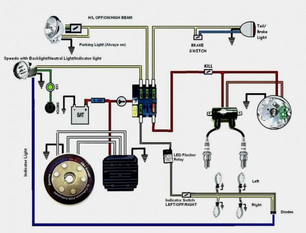 Xs650 Wiring Diagram Chopper