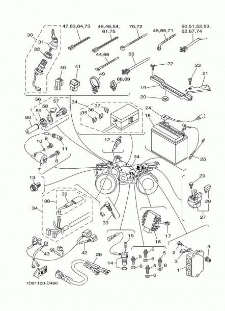 95 Yamaha Kodiak 400 4x4 Wiring Diagram - Wiring Diagram Data craft-process  - craft-process.portorhoca.itcraft-process.portorhoca.it