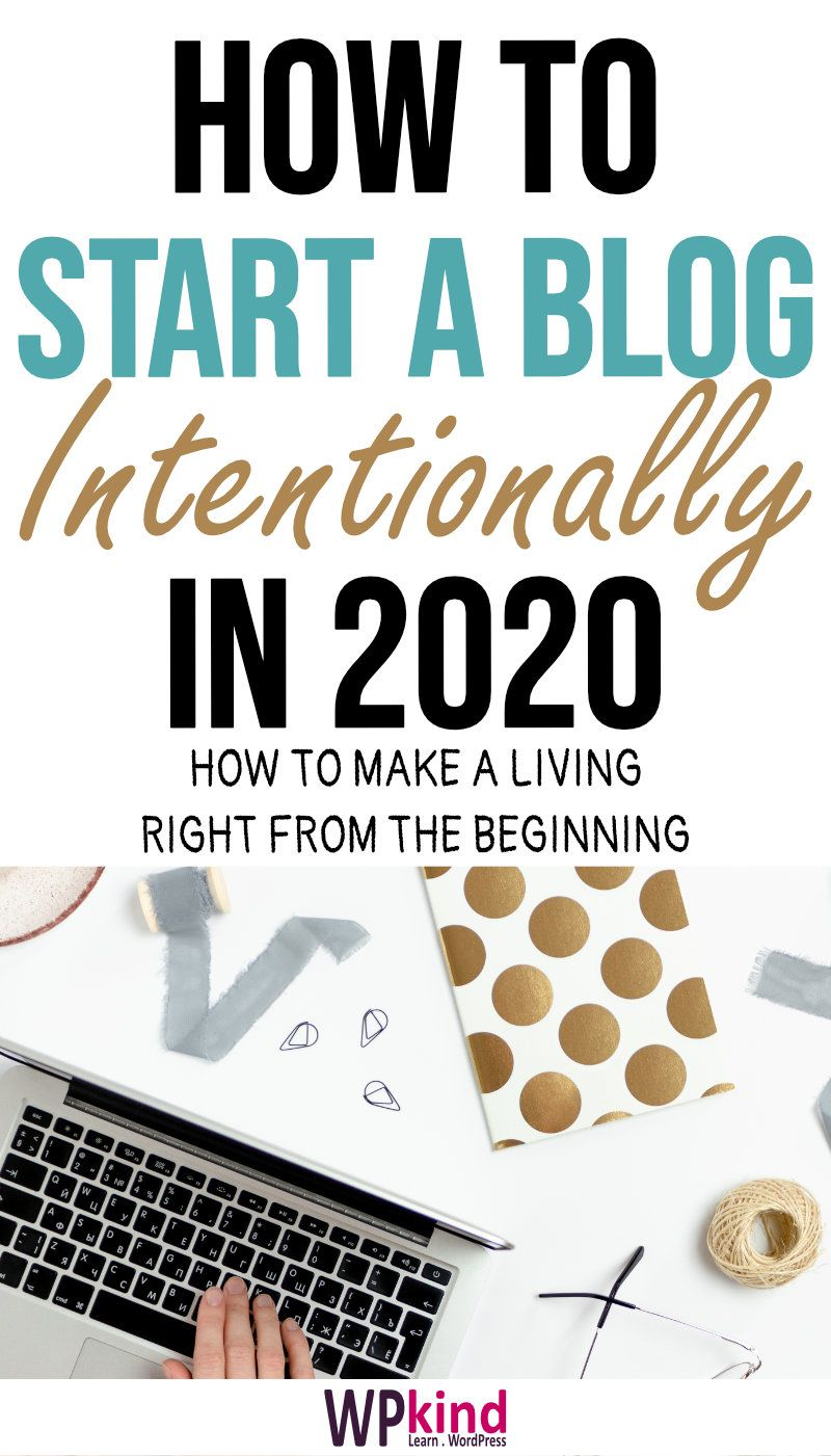 How To Start A Money-Making Blog This Year